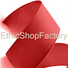 Cotton Ribbon Red Large
