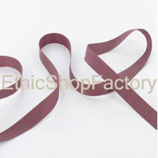 Cotton Ribbon Taupe