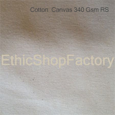 Fabric Cotton Canvas 340 RS