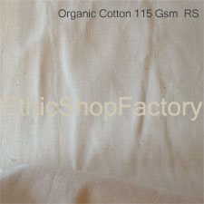 Fabric Organic Cotton 115 RS