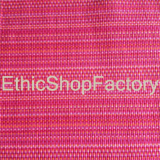 Hand Loom Dyed Yarn Cotton Canvas