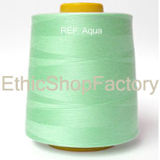Serger Thread Aqua