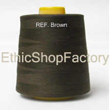 Serger Thread Brown