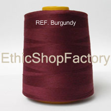 Serger Thread Burgundy