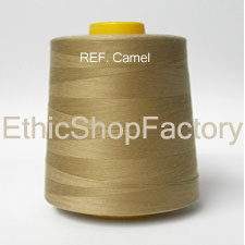 Serger Thread Camel