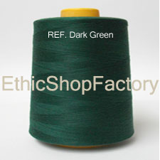 Serger Thread Dark Green