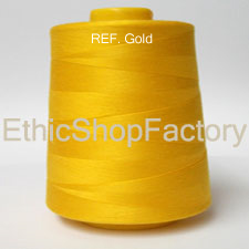 Serger Thread Gold