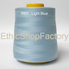 Serger Thread Light Blue
