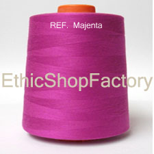 Serger Thread Magenta