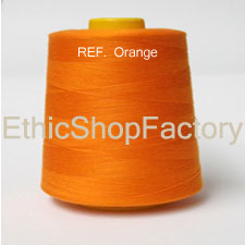 Serger Thread Orange