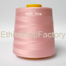 Serger Thread Pink