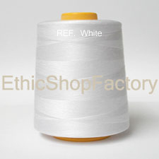 Serger Thread White