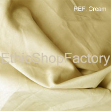 Suede Fabric Cream
