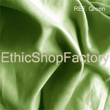 Suede Fabric Green