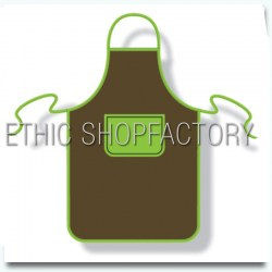 Apron-Brown