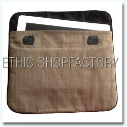 Pochette-IPad-Inesh-Brown-Open