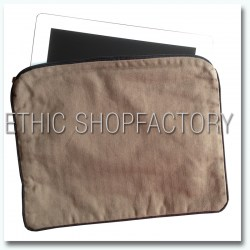 Pochette-IPad-Moti-Brown-Open