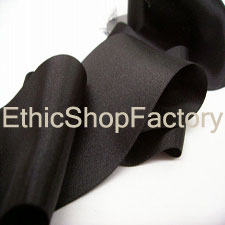 Satin Ribbon Black