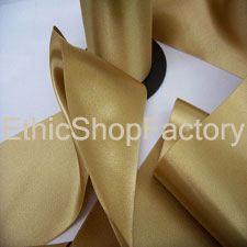 Satin Ribbon Champagne
