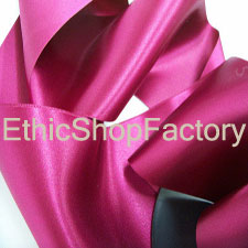 Satin Ribbon Dark Cherry