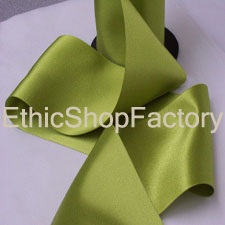 Satin Ribbon Olive