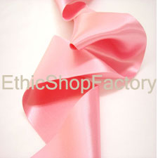 Satin Ribbon Pink