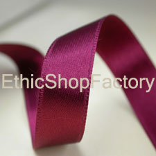Satin Ribbon Purple