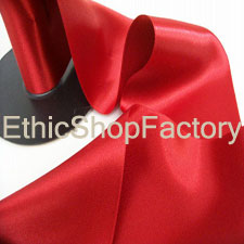 Satin Ribbon Red